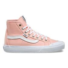 Vans Shoes Black Ball Hi SF Tropical Peach Salmon Skateboard Sneakers