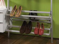 Offener Schuhträger für Schranksystem