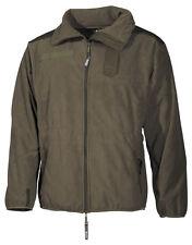 MFH FoX Outdoor Fleecejacke Alpin Fleece-Jacke Übergangsjacke Oliv XS-3XL