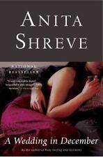 A Wedding in December by Shreve, Anita in Used - Good