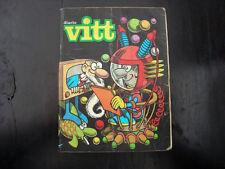 Diario Vitt 1976/77 Fumetto Libro Jacovitti