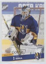 2016 Cardset Finland SM-Liiga #037 Mika Norja HIFK Helsinki (Liiga) Hockey Card