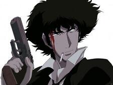 Cowboy Bebop Spike Spiegel Gun Pistol Anime Huge Giant Print POSTER Plakat