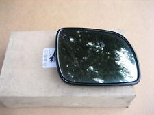 NEW GENUINE AUDI A4 A6 A8 RIGHT MIRROR GLASS ANTI DAZZLE 4B1857536A LHD
