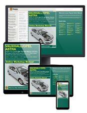 Vauxhall/Opel Astra Diesel (May 2004-2008) 04 to 08 Haynes Online Manual