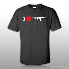 I Love my AKS74U T-Shirt Tee Shirt Gildan S M L XL 2XL 3XL Cotton AKS-74U