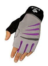 Bionic Glove Women's Premium Finger less Fitness Gloves w/ Natural Fit Techno...