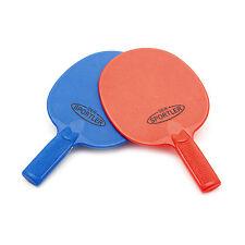 OUTDOOR Tischtennisschläger, Kunststoff stabil und gut spielbar