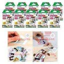 Fuji Fujifilm Instax Film for Mini 8 9 7s 25 90 50s 300 Camera Share SP-1 White