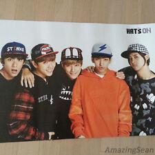 B1A4 Big Poster, HatsOn Poster, Korean Idol Band Photos, Big Photo KPOP, Singer