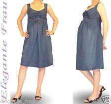 38 Linique 70% Baumwolle Women's Clothing Wunderschönes Umstandskleid/ Stillkleid Gr Clothing, Shoes & Accessories