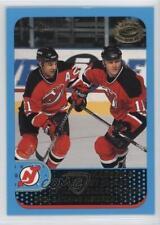 2001-02 O-Pee-Chee #321 John Madden Randy McKay New Jersey Devils Hockey Card