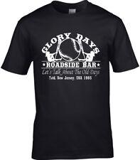 Bruce Springsteen inspired T-Shirt Glory Days The Boss