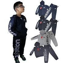 Nueva sudadera con capucha niños genuinos adavitar chicos Chándal Jogging Inferior De Calidad Premium
