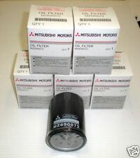 Genuine Mitsubishi Oil Filters - MZ690072 Quantity of 5