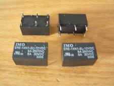 Relé de bobina Omi ERE-1XN1-SL-12VDC 5A 250VAC dpno I44 x4 MBC007b