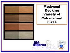 Modwood Decking 68mm x 17mm x 4.8m - Loose - $4.88 per lineal metre - 4 Colours