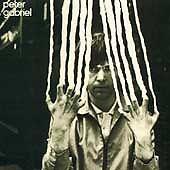 Peter Gabriel 2 (Scratch, CD) Picture Disc PGCD2 *Near Mint*