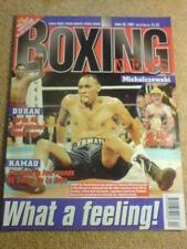 BOXING NEWS - 20 June 1997 - MICHALCZEWSKI
