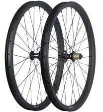 27.5ER Mountain Bike Wheelset/Rim 40mm Width Tubeless MTB Full Carbon Wheelset