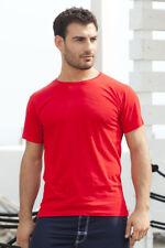 T Shirt Tshirt Maglia uomo da lavoro manica corta Girocollo abbigliamento abiti