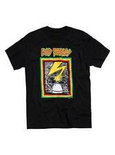 Bad Brains Capitol Black Punk Rock T-Shirt
