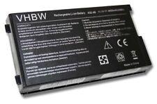 original vhbw® AKKU BATTERIE SCHWARZ 11.1V 4400mAh für ASUS X61s X61w