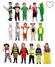 Fancy Dress Costumes Toddler Girls Boys Book Day Week 2-3 Years