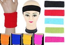 Schweißband Stirnband Stirnbänder Wristband Armband Armbänder atmungsaktiv