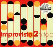 Improvisto 2 - CD  Jungle Fever Managua  Israel Brothers Groove Persecucion
