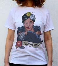 Billie Holiday T Shirt Ilustraciones
