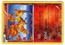 POKEMON CARTE DESTINEES FUTURES HOLO INV N°  14/99 SULFURA 120 PV