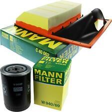 MANN-Filter Set Ölfilter Luftfilter Inspektionspaket MOL-9308582