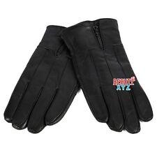 Men's Winter Warm Genuine Leather Gloves Thermal Insulation Lambskin