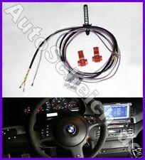 Nachrüstsatz Multifunktionslenkrad MFL Adapter Kabel Lenkrad Tasten für BMW E46