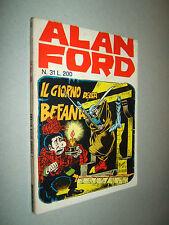 ALAN FORD  N. 31