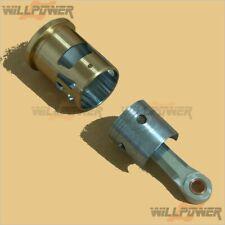 28 Piston Cylinder Con Rod 8P #TE2831CA (RC-WillPower) SH Engine