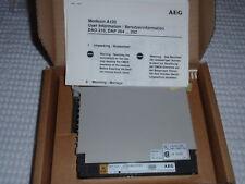 AEG Modicon 24V Fast RES Input AS-BDEP-220