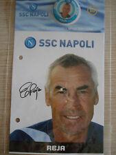 COLLEZIONE SSC NAPOLI SPILLE PINS 2007/2008 EDY REJA