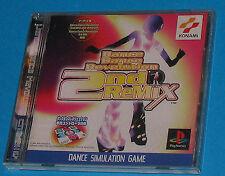 Dance Dance Revolution 2nd Remix - Sony Playstation - PS1 PSX - JAP