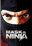 Mask of the Ninja DVD, Casper Van Dien, Action, Movie, Very Good Condition