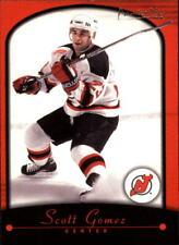 2000-01 Topps Premier Plus Hockey Card Pick