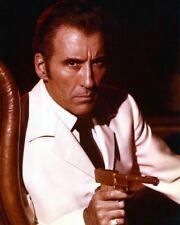 "Christopher Lee - James Bond 007 [Man With The Golden Gun] 8""x10"" 10""x8"" Photo"