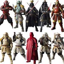 "Star Wars Movie Realization Japanese Samurai  Action Figure 7"" Kids Toy Doll"