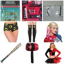 Adult Cosplay Halloween Accessories Harley Quinn Batgirl Wonder Woman Fast Ship