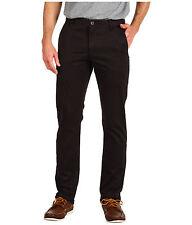 NWT DOCKERS Red Blue Green Black Twill Slim Tapered Leg Casual Khaki Pants $99