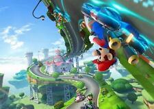 Nintendo Mario Kart Poster Wall Art Print Pic Photo poster A4 A3