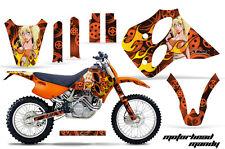 AMR RACING MOTO KTM GRAPHIC KIT STICKER DEKOR LC4 93-99 400/620/540 PART MANDY O