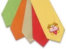 Cravatta personalizzata con foto, testo o logo aziendale - ottima idea regalo