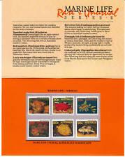 1985 Rare & Unusual Marine Life II Post Office Pack